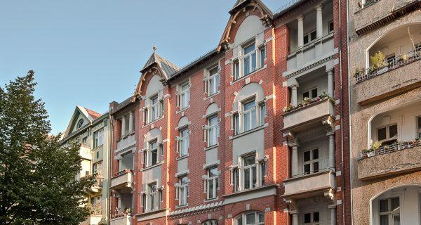 Wohnhaus in Charlottenburg