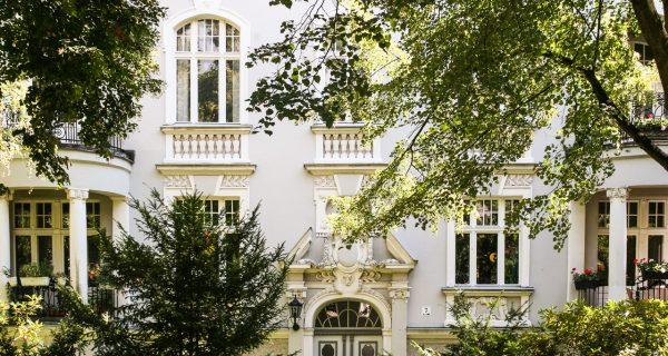 Gründerzeithaus in Lichterfelde
